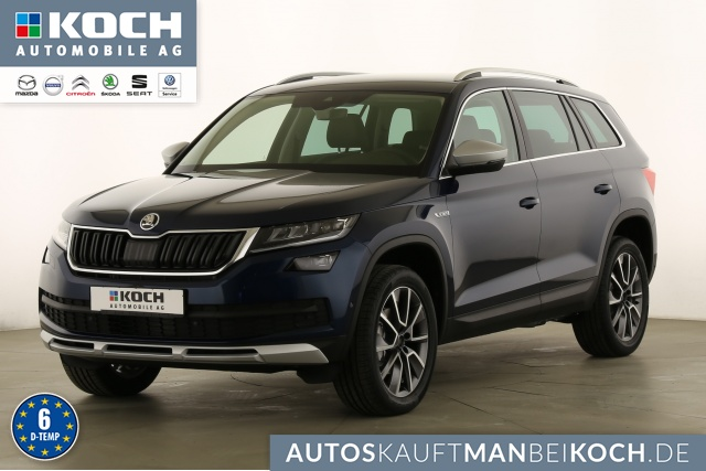 skoda kodiaq angebote autos kauft man bei koch gute. Black Bedroom Furniture Sets. Home Design Ideas
