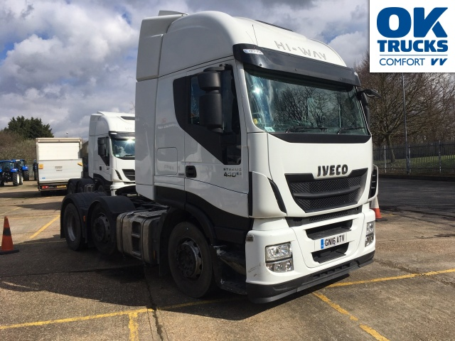 Iveco AS440S46TX/P - OK TRUCKS - Used Tractor units