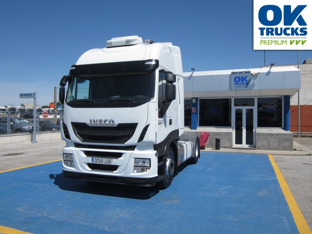 Iveco Stralis AS440S45T/P