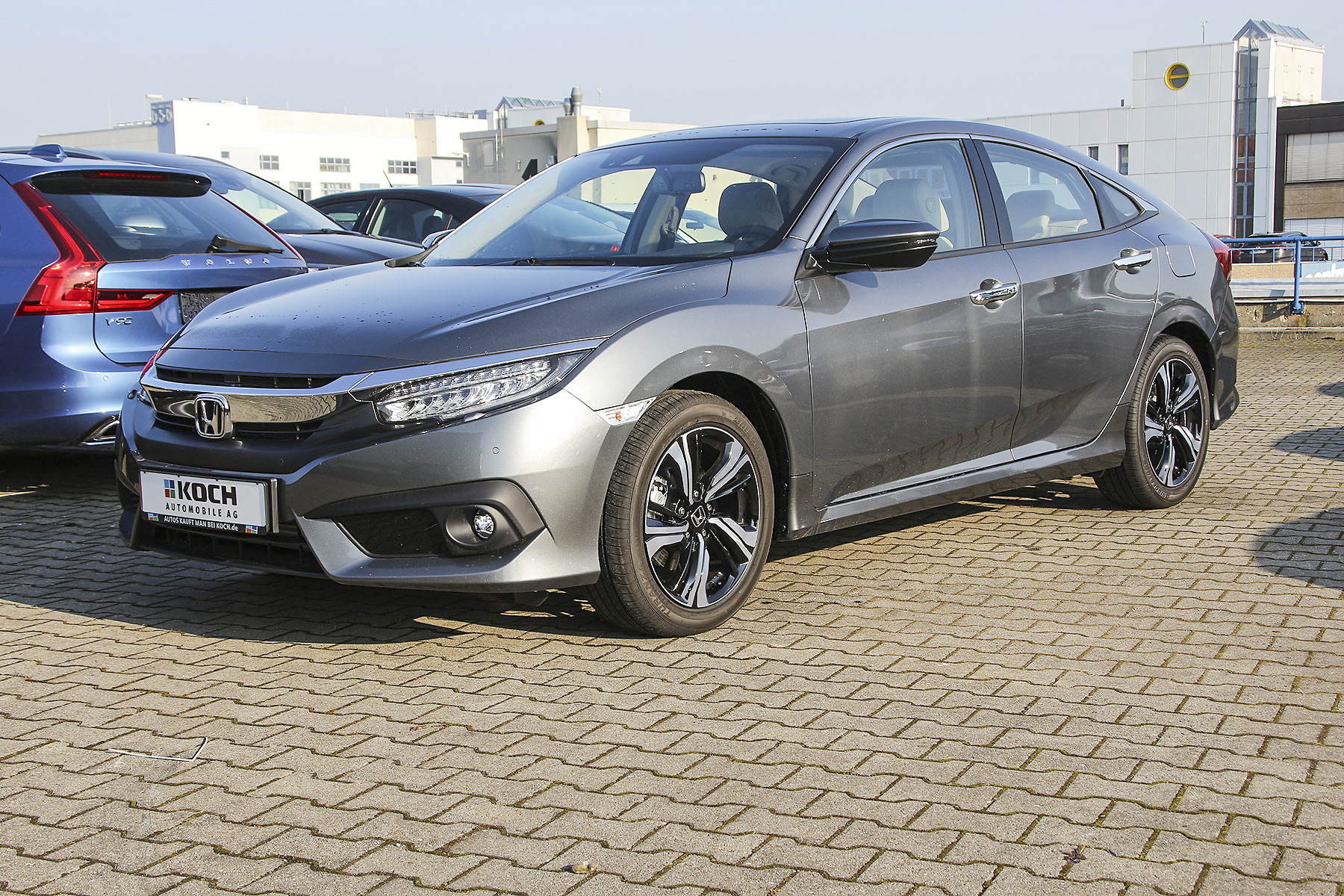 Honda Civic Limousine 15 I Vtec Turbo Executive Leder Autos Kauft